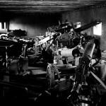 0 intérieur train blindé russe 1918