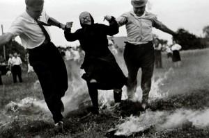 Noces dans le Berry - L'épreuve du feu - 1945
