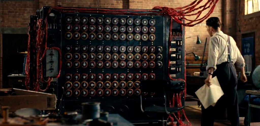 Alan Turing the-imitation-game-the-machine
